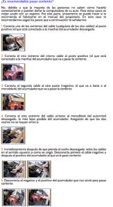 COMO PASAR CORRIENTE BATERIAS A DOMICILIO MONTERREY